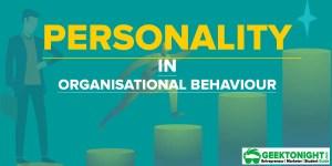 Personality in Organisational Behavior | Determinants, Nature, Definition