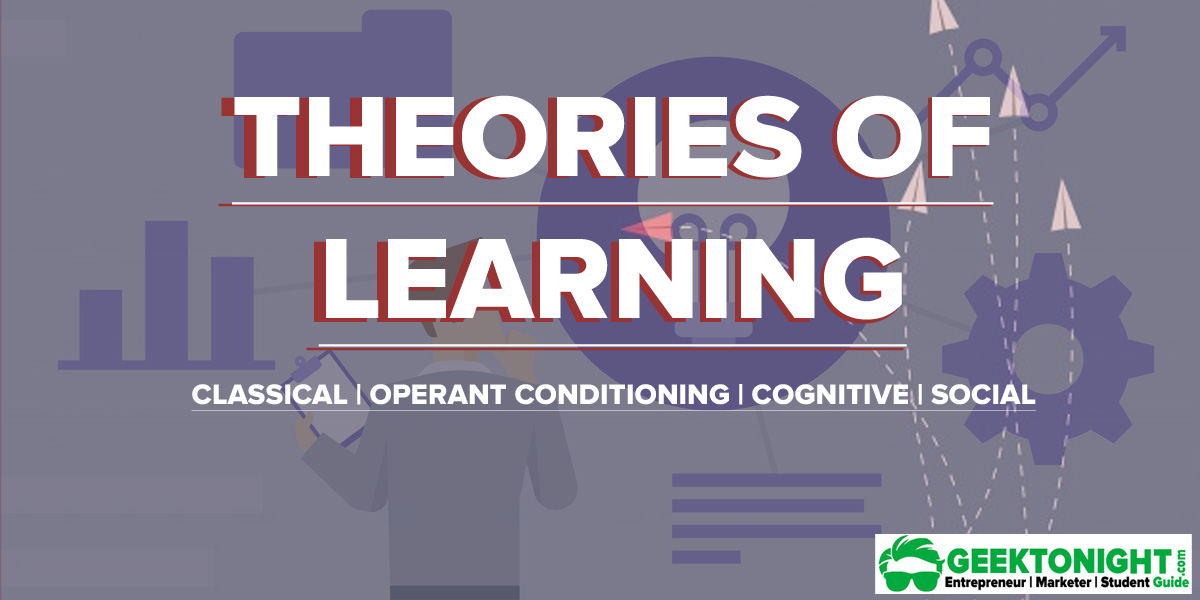 Theories of Learning | Classical, Operant Conditioning, Cognitive, Social