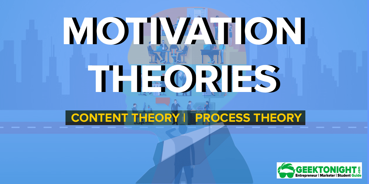 Motivation Theories in Management | Explained