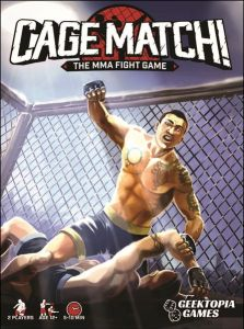 Cage Match! – Geektopia Games