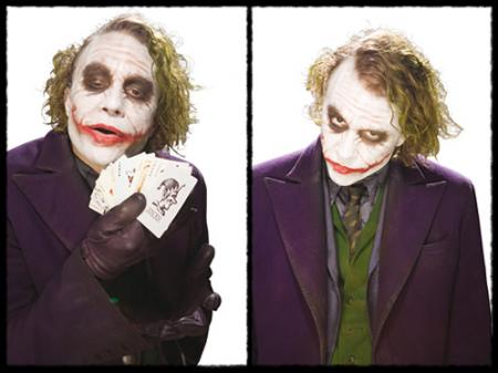Heath Ledger, Joker
