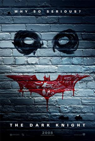 Official Dark Knight Poster
