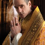 Jeremy Irons in The Borgias