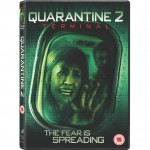 Win Quarantine 2 on DVD