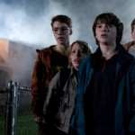 Super 8 - Ryan Lee, Joel Courtney, Gabriel Basso and Riley Griffiths