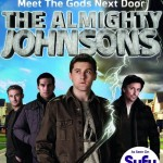 The Almighty Johnsons - Out Now!