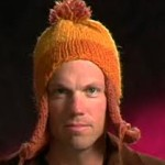 Adam Baldwin in 'the hat'