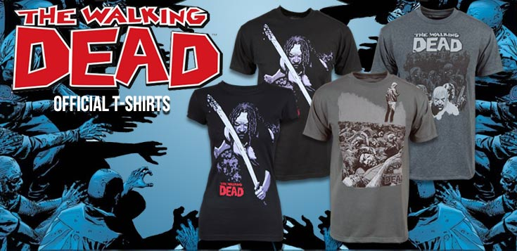 Walking Dead T-Shirts