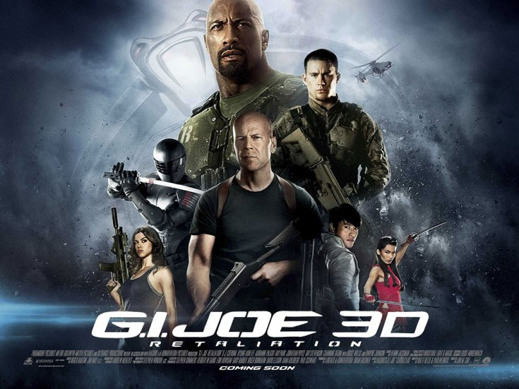 G.I. Joe: Retaliation 3D, in cinemas Wednesday March 27