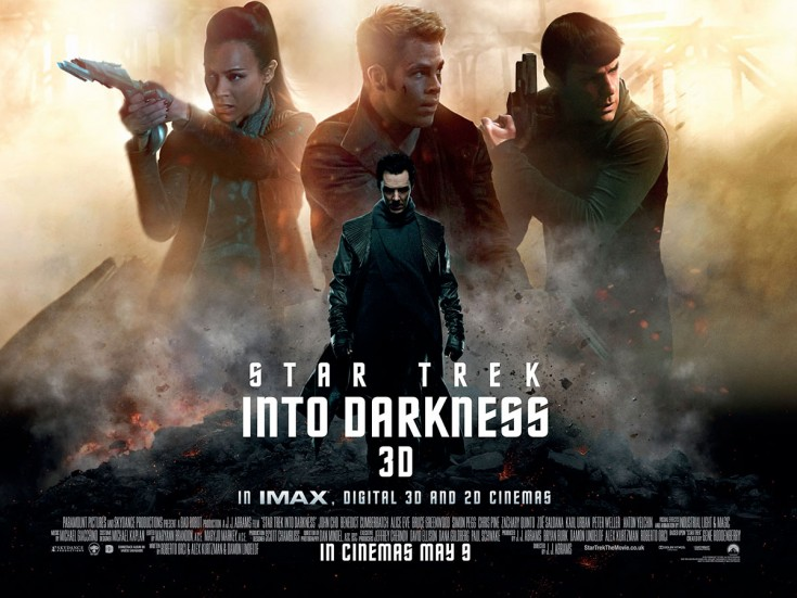 Star Trek Into Darkness Competition