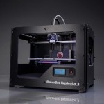 Maker-bot's Replicator 2