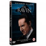 The Raven (out on DVD 27/05/13)