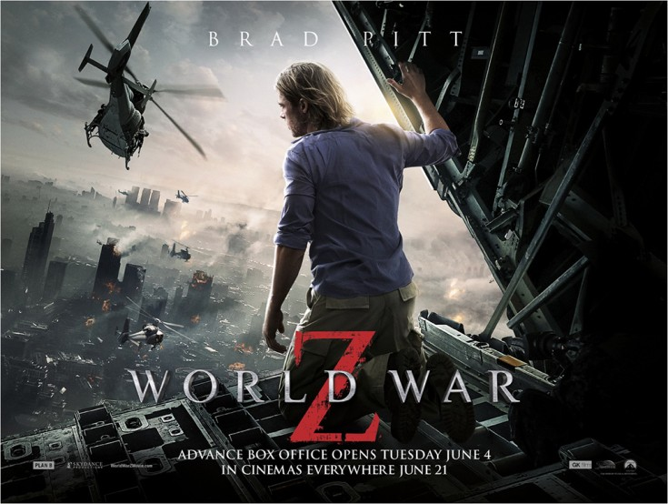 Win WWZ Goodies!