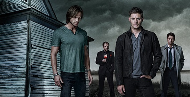 Supernatural Dropped By Sky Living