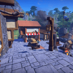 Crafting stations in Landmark