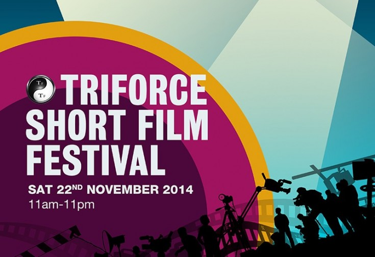 TriForce Short Film Festival 2014 to be held on 22nd November at BAFTA, free submissions for emerging filmmakers in the new 'Microshorts' category