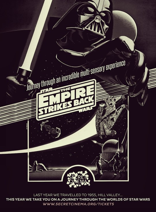 Secret Cinema Presents Star Wars The Empire Strikes Back