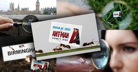 Win Ant-Man Tickets