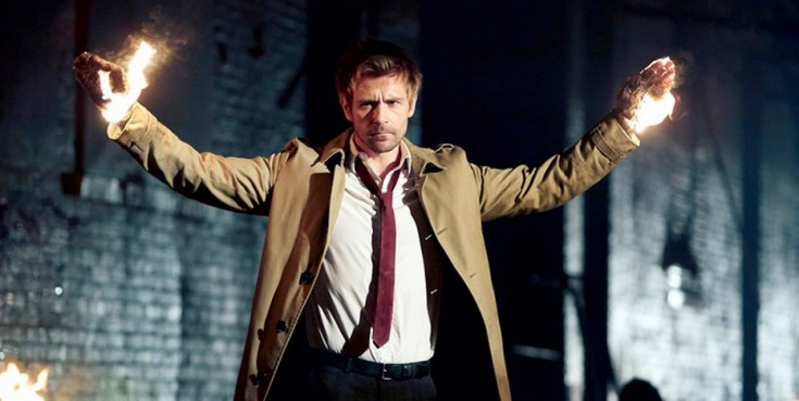 Constantine joining Arrow