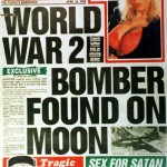 World War 2 Bomber Found on Moon