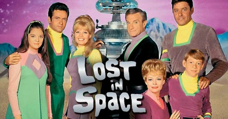 The classic 60's Lost In Space Series Gets A Reboot