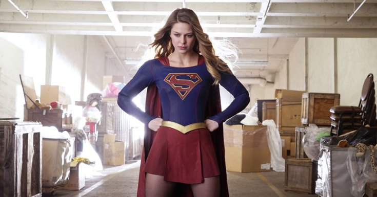 Supergirl Returns To Sky One In March