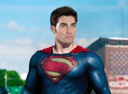 Tyler Hoechlin Cast As Superman On Supergirl
