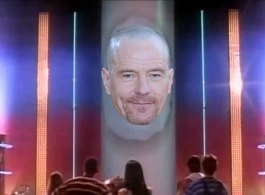Bryan Cranston Cast As Zordon in the Power Rangers Movie!