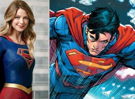 Superman 'to be cast' on Supergirl!