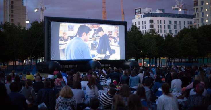 Pop Up Screens Announces Summer Programme For 2016
