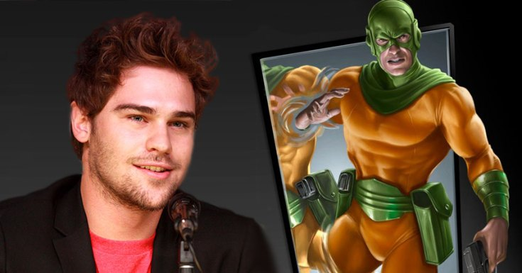 Aquarius Star Grey Damon Cast As Mirror Master On Flash
