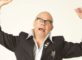 Harry Hill's Alien Fun Capsule commissioned at ITV