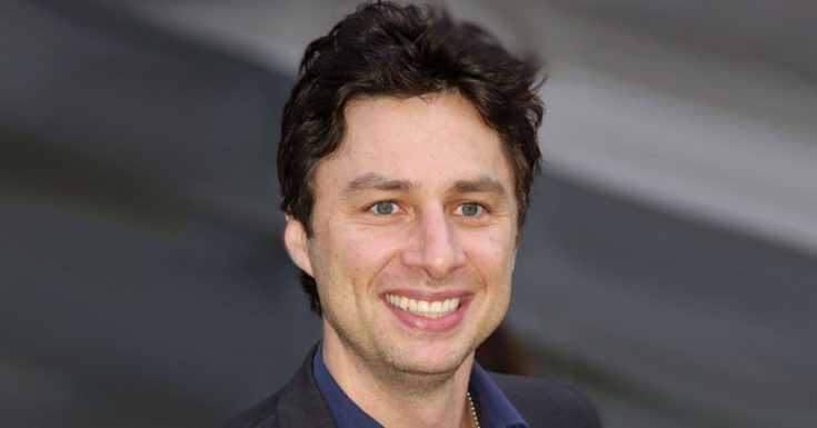 Zach Braff Returns To TV With 'Start-Up' Pilot