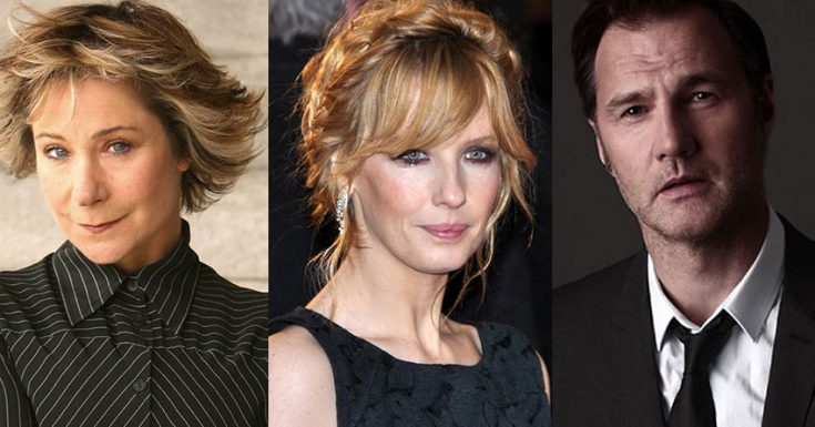 Sky & Amazon Launch Britannia Drama - Kelly Reilly, Zoë Wanamaker, David Morrissey To Star