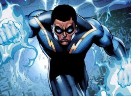 Greg Berlanti Developing DC's Black Lightning For FOX