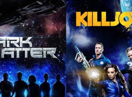 Killjoys & Dark Matter Renewed By Syfy