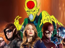 Dominators Are Coming In The DC TV Crossover Event