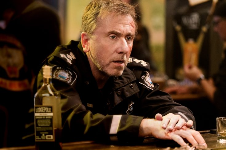 Tim Roth in 'Tin Star'