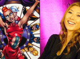 Dichen Lachman Cast As Roulette In Supergirl