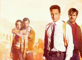 David Duchovny's Aquarius Cancelled