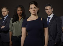 Hayley Atwell's Conviction Fails To Get Full Season Order...