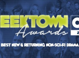 Geektown Awards - Best New & Returning Non-Sci-fi Drama