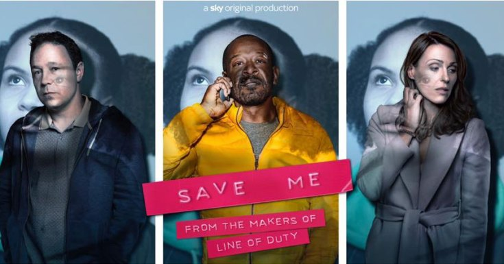 Sky Atlantic Renews Lennie James/Suranne Jones Series 'Save Me' For Season 2