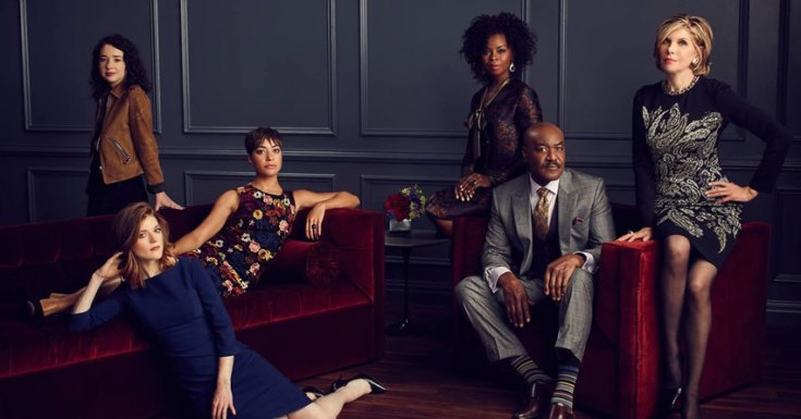 The Good Fight Picked Up For A 2nd Season