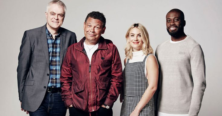 Craig Charles Joins The Gadget Show For It's 27th Series