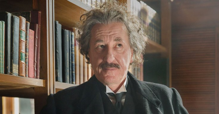 GENIUS Starring Geoffrey Rush as Einstein Comes To UK In April
