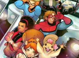 Marvel Releases Full 'New Warriors' Line Up For Upcoming Live Action TV Series