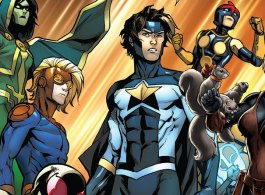 Disney Greenlights 'Marvel's New Warriors' Live Action Comedy Straight To Series