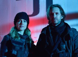 """There's A Lot Going On,"" In Season 3 Of 12 Monkeys, Says Aaron Stanford"
