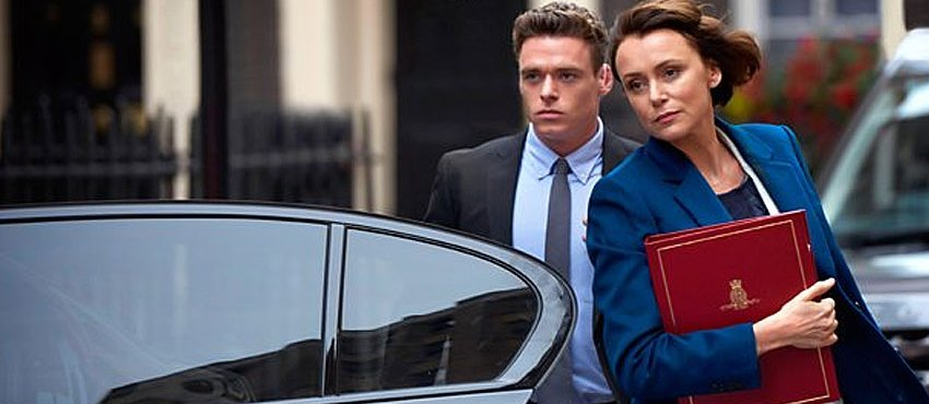 Richard Madden/Keeley Hawes Lead Cast In 'Line Of Duty' Creator's New Show 'Bodyguard'